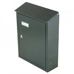 Invidual mailbox PD900 green