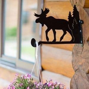 Hanging basket brackets Elk