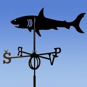 Weathervane Shark