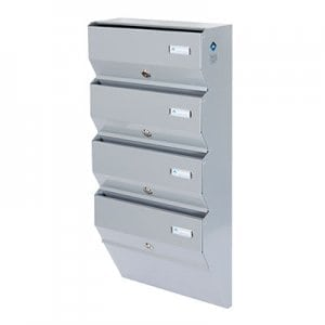 Apartment mailbox PD96