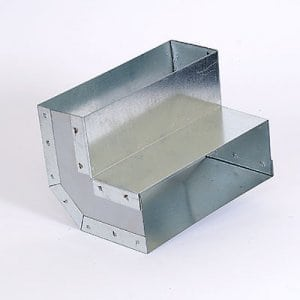Flat ventiliation ducts 5a15-90