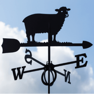 Weathervane Sheep