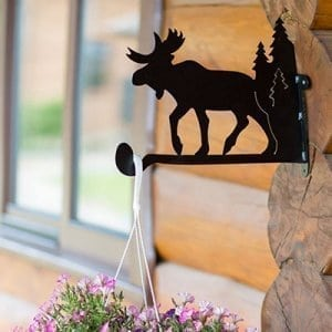 Hanging basket brackets Elk