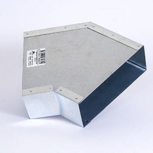 Flat ventiliation ducts 5F15-45
