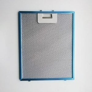 Garbage aluminum filter