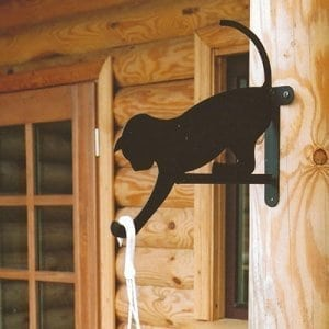 Hanging basket brackets Cat