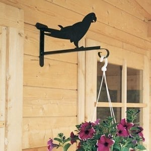 Hanging basket brackets Parrot