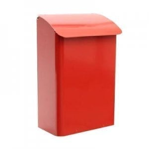 Individual letter box PDE14