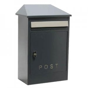 Individual letter box PDE30