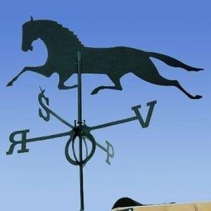 Weathervane Mustang