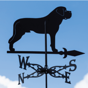 Weathervane Saint Bernard